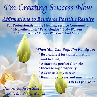 I'm Creating Success Now